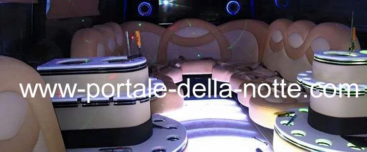 Finalmente è arrivata la nuova frontiera del divertimento: Lussousa Limousine siamo lieti di presentare in anteprima Italiana e svizzera, LIMOBUS 16 POSTI! Per i gruppi numerosi, LIMOBUS è l'unico mezzo in Italia omologato per 16 passeggeri, la limousine più trend del momento è qui! Il nuovissimo LIMOBUS 16 posti è un concentrato di design futuristico, con pavimento a led con vari giochi multicolore, soffitto video con un infinità di disegni colorati, macchina del fumo, monitor, angoli bar, impianto da 3.000 watt. Il meglio della tecnologia moderna montata su un Bus per rendere una serata indimenticabile in compagnia di tutti i tuoi amici! Vi ricordiamo ancora che Limo Bus che trattiamo è l'unico mezzo tra Italia e svizzera omologato da 16 posti! SAPPIAMO da sempre come stupirvi! infoline 339.7468551 signor Enricolimobus